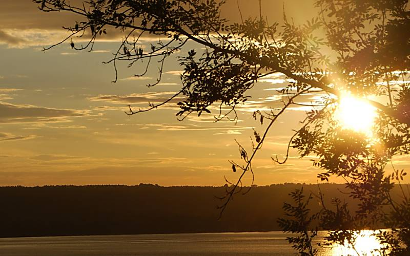 Sonnenaufgang - Sonnenuntergang