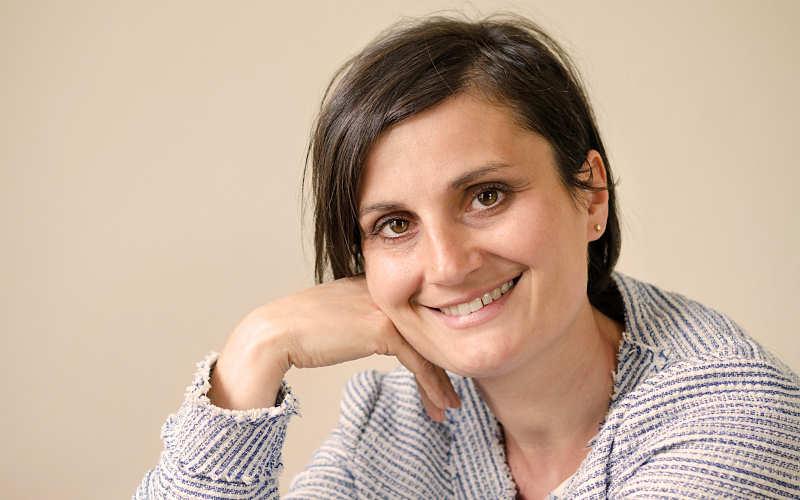 Gabriela Mair am Tinkhof