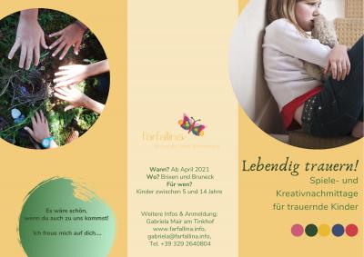 Flyer für Kinder_